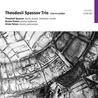 Theodosii Spassov Trio: Live in London