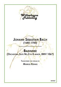 Badinerie (Orchestral Suite No.3 in B minor, BWV 1067)