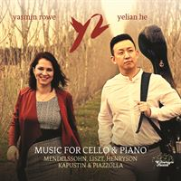 Y2: Music for Cello & Piano
