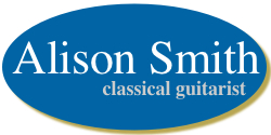 Alicon Smith Classical Guitar